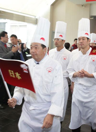 Từ ngày 5-7/2, tại Hong Kong diễn ra cuộc thi nấu ăn mang tên