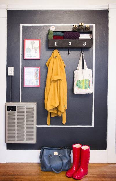 Thiết kế căn hộ 40 m2 đẹp 12