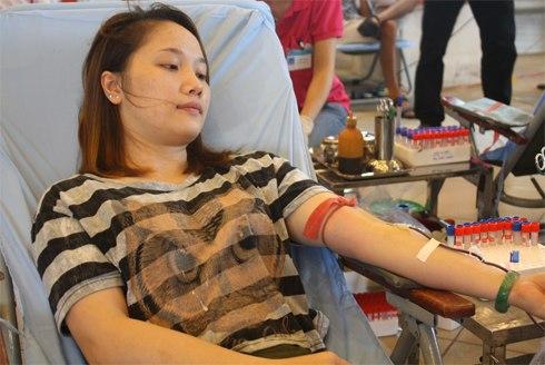 Lợi ích ít biết của việc hiến máu