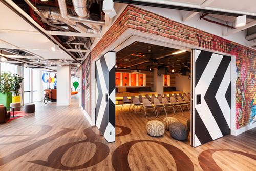 Văn phòng lạ mắt của Google ở Hà Lan 3