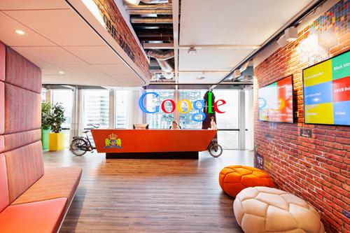Văn phòng lạ mắt của Google ở Hà Lan 1
