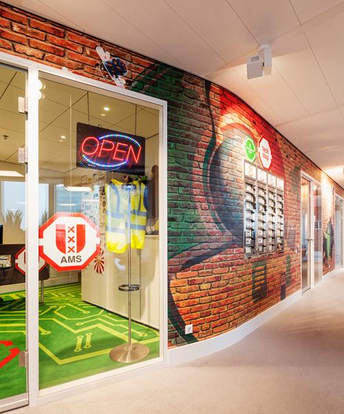 Văn phòng lạ mắt của Google ở Hà Lan 6