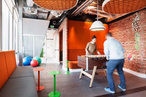 Văn phòng lạ mắt của Google ở Hà Lan 8