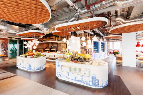 Văn phòng lạ mắt của Google ở Hà Lan 5