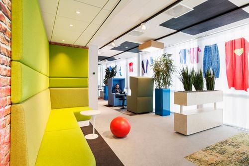 Văn phòng lạ mắt của Google ở Hà Lan 7
