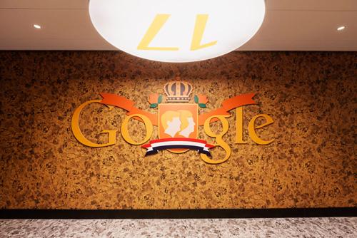 Văn phòng lạ mắt của Google ở Hà Lan 2
