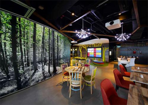Văn phòng lạ mắt của Google ở Hà Lan 9