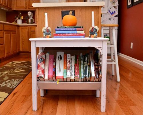 Sắp xếp tủ sách cho nhà thêm xinh 4