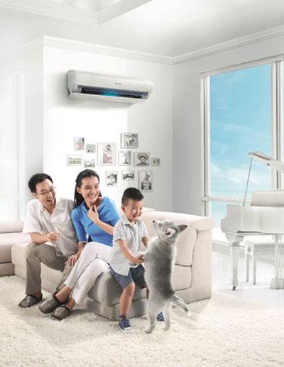 Thiết kế nhà hợp lý cũng giúp máy điều hòa hoạt động hiệu quả và ít tiêu tốn điện năng