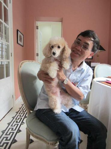 Bác sỹ Hoàng Ngọc Báu - Bác sỹ của các thú cưng Hà Thành