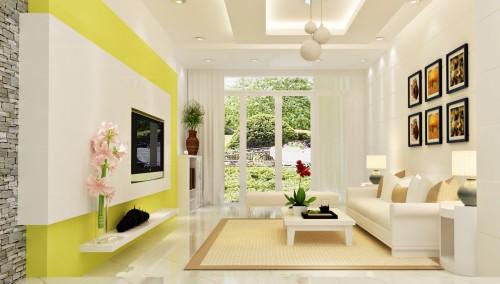 Phối màu cho nội thất cuộc sống hàng ngày là cả một nghệ thuật