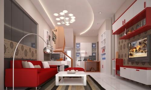 Phối màu cho nội thất cuộc sống hàng ngày là cả một nghệ thuật 2