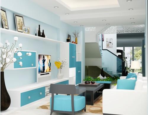 Phối màu cho nội thất cuộc sống hàng ngày là cả một nghệ thuật 3