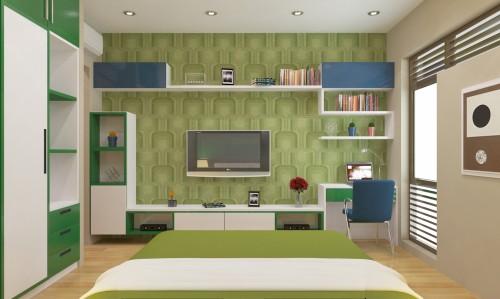 Phối màu cho nội thất cuộc sống hàng ngày là cả một nghệ thuật 4