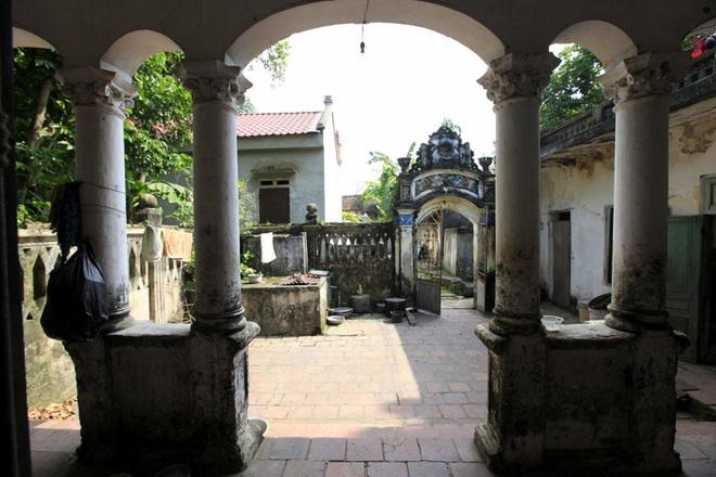 Ngôi làng của những biệt thự Pháp cổ ở Hà Nội