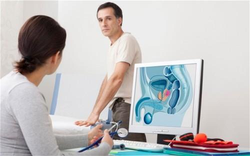 Nam giới máu A có nguy cơ tái phát ung thư tuyến tiền liệt cao hơn nhóm O tới 35%. Ảnh: telegraph