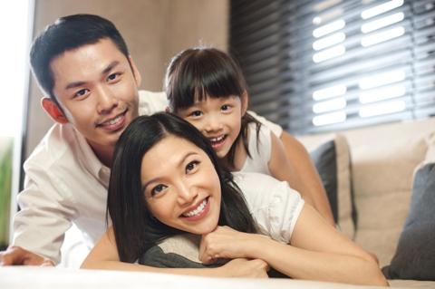 Bố mẹ sử dụng điều hòa đúng cách sẽ giúp bé tránh được các bệnh về đường hô hấp