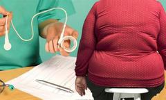 Gần 1/3 dân số thế giới thừa cân, béo phì
