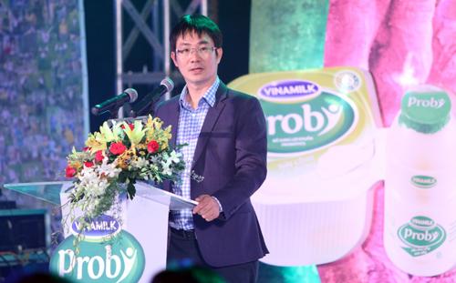 Ông Phan Minh Tiên  Giám đốc điều hành Marketing Công ty Cổ phần Sữa Việt Nam  Vinamilk cho biết ngày hội được thiết kế có tính giải trí và giáo dục cao nhằm cung cấp những kiến thức về sức khỏe tiêu hóa một cách nhẹ nhàng, để mọi người dể hiểu và dễ áp dụng, nâng cao sức khỏe cả gia đình trong những ngày hè