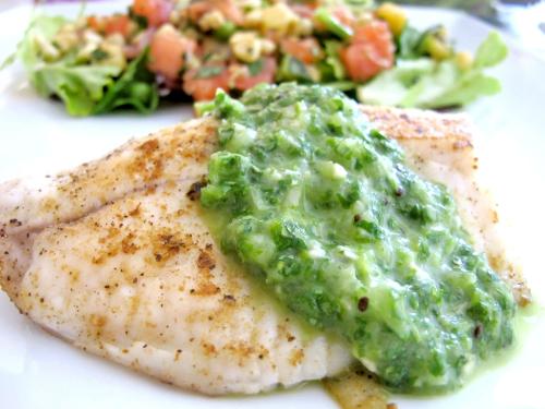 Món cá rán kiwi hấp dẫn, bổ dưỡng