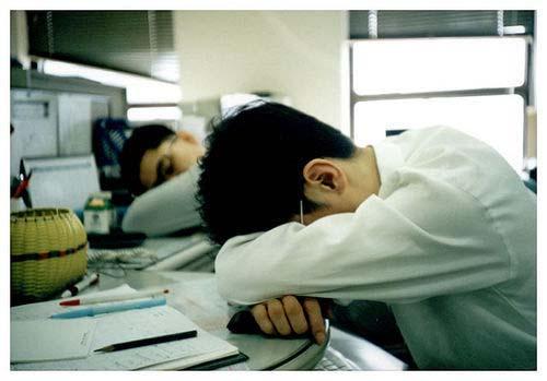 [Bạn biết chưa] Lý do quan trọng về giấc ngủ trưa ở công sở