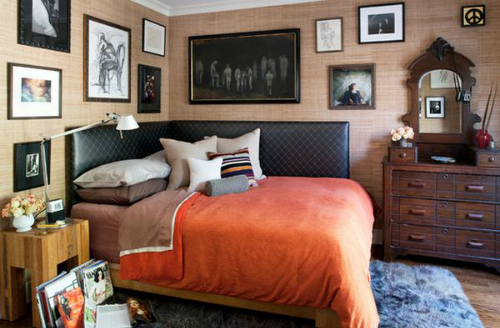 masculine-corner-bedroom-design-leather-