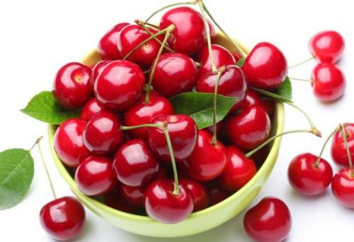 Chất melatonin trong cherry có thể chữa bệnh mất ngủ một cách hiệu quả. Ảnh: healthplus