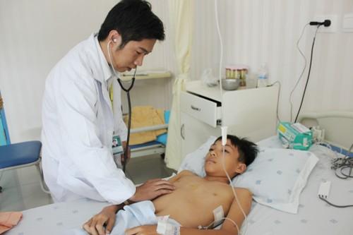 Cẩn trọng với bệnh lõm ngực bẩm sinh ở trẻ nhỏ