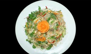 Gỏi miến gà Thái Lan