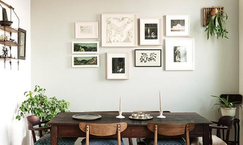 Cách đặt cây xanh không tốn diện tích trong nhà