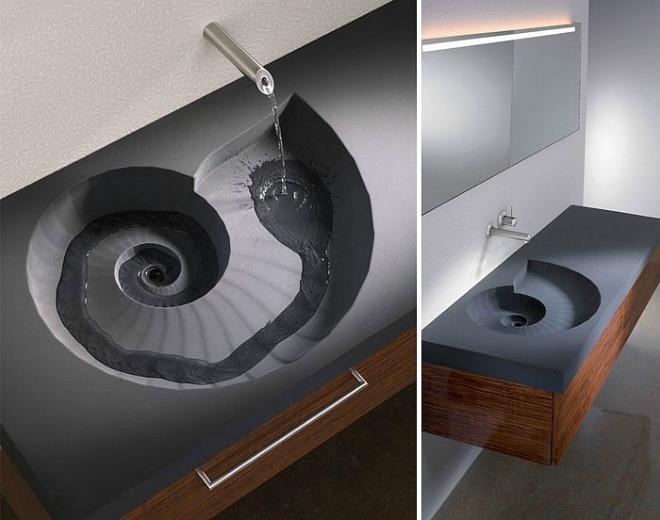 12 ý tưởng táo bạo cho phòng tắm