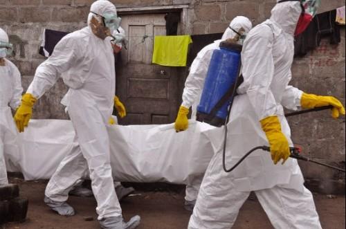 Cảnh báo nguy cơ Ebola lây qua không khí