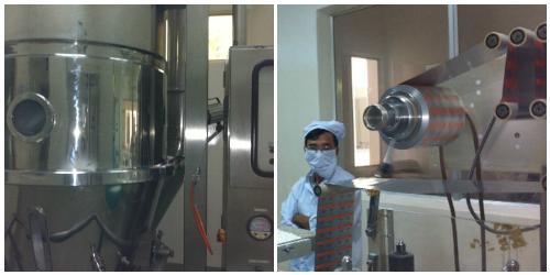 Với máy móc hiện đại, các sản phẩm của Tập đoàn Bảo Thanh Đường luôn cho chất lượng cao. Quy trình sản xuất nghiêm ngặt, từng sản phẩm đều được kiểm soát, kiểm nghiệm.