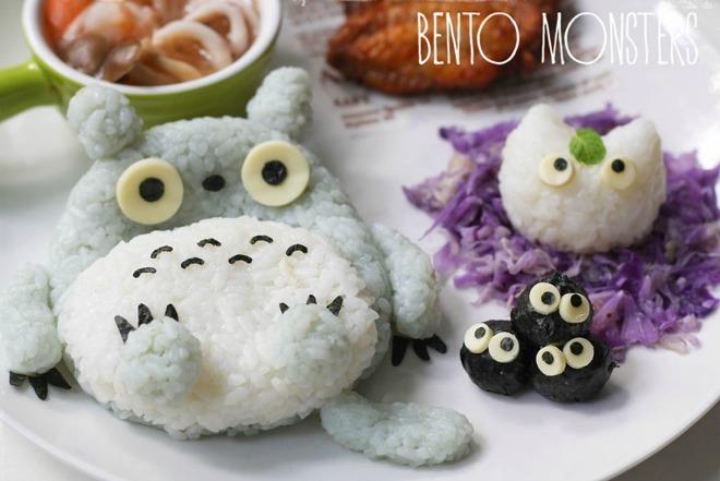 Bento ngon mắt iu ngay từ cái nhìn đầu tiên