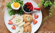 Những bữa cơm ngon mắt lấy cảm hứng từ phim hoạt hình