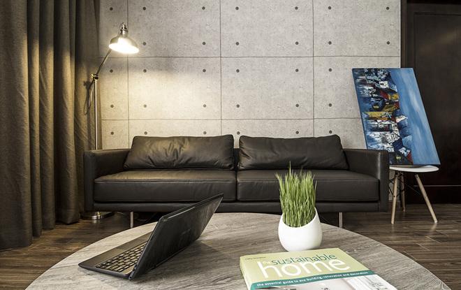 Thiết kế nội thất chung cư nhỏ Hà Nội