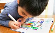 Giúp con khám phá cuộc sống từ vẽ và tô màu