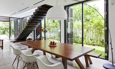 Mẫu ghế được ưa chuộng trong nhiều nhà ở Việt Nam
