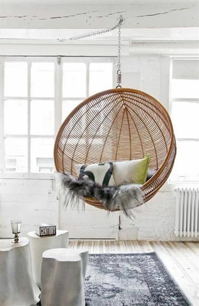 ghế mây tre đan hcm