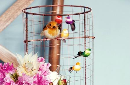 Trang trí hoa cho nhà thêm xinh