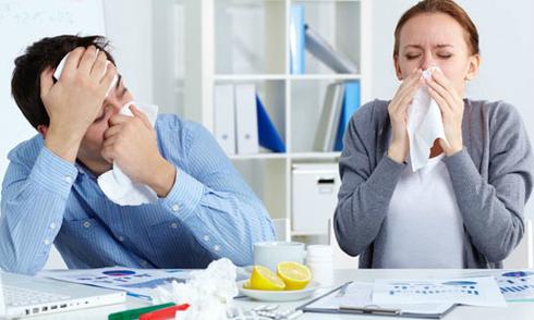 Tại sao bạn dễ ốm vào mùa thu