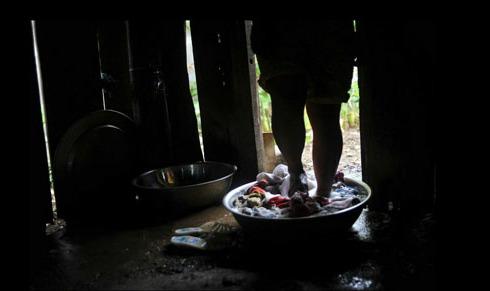 Phận làm vợ tủi nhục của người phụ nữ nông thôn