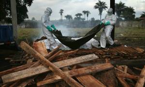 10 thứ dễ làm bạn chết hơn Ebola