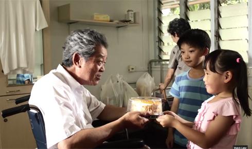 Video kêu gọi từ thiện rung động triệu trái tim