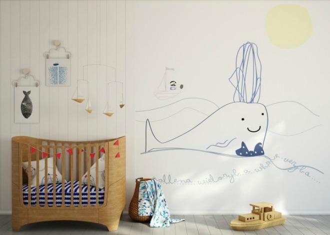 Những cách trang trí phòng trẻ em sinh động