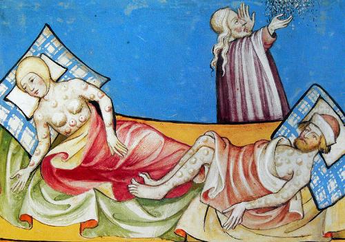Kinh hoàng 'Cái chết Đen', đại dịch suýt xóa sổ châu Âu
