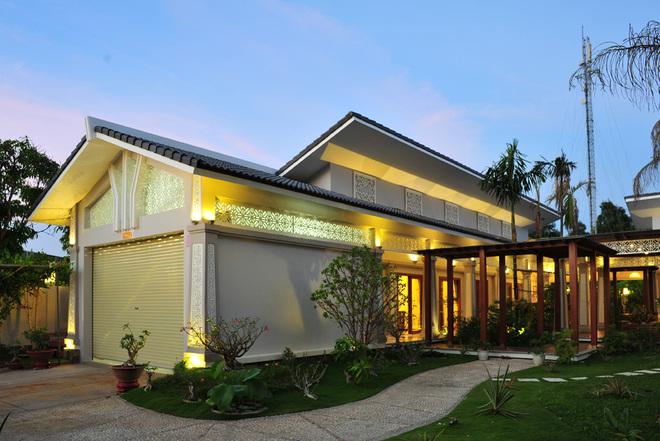 Thiết kế biệt thự mang hồn quê Nam Bộ