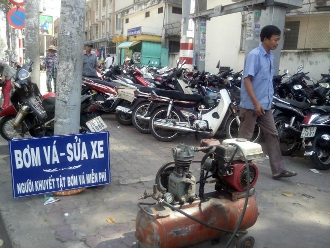 Những dịch vụ miễn phí ở Sài Gòn