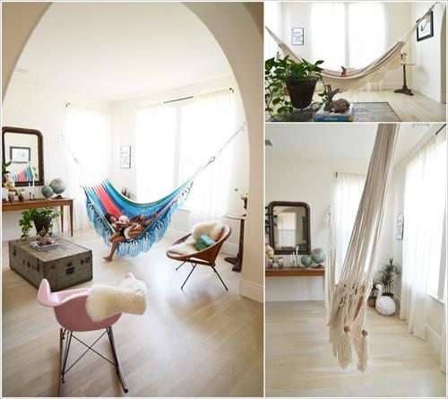 Những phòng khách không cần ghế sofa 3