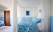 Sử dụng rèm tạo phòng ngủ lãng mạn